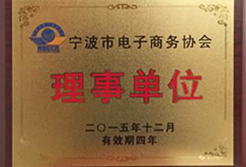 宁波市电子商务协会 理事单位